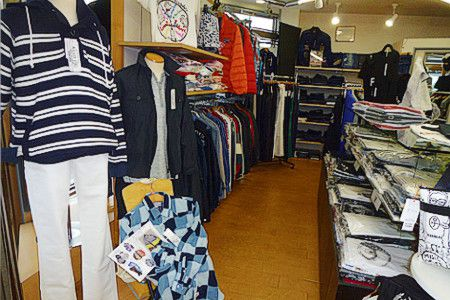 mens shop HiDe商品